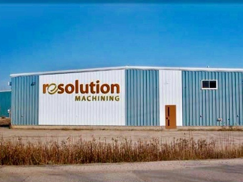 About - Find out more about Resolution Machining, what we do, our history, and our talented team.