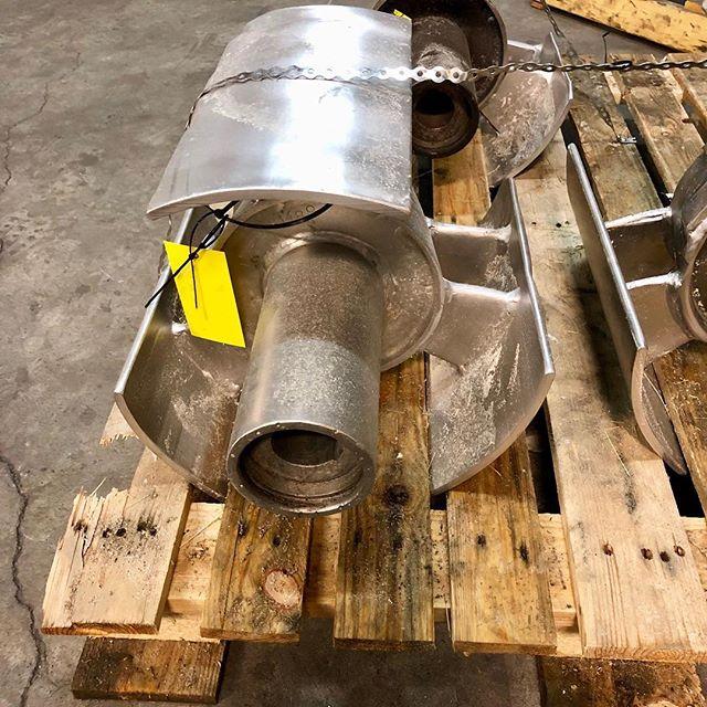 Repair work.  #machineshop #manufacturing #cncmachining #welding #milling #metal #metalfabrication #fabrication #industrial #steel #solution #customized #machining #canada