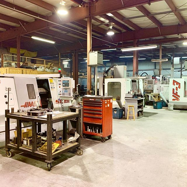 Looking for an excellent growth opportunity? We are seeking an experienced CNC Machinist to join our expanding team! Link in bio.  #job #machinist #machining #cncmachining #machineshop #cncmachinist
