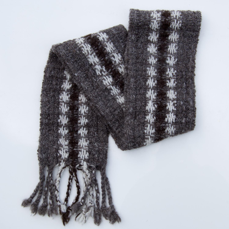 Jacob wool scarf