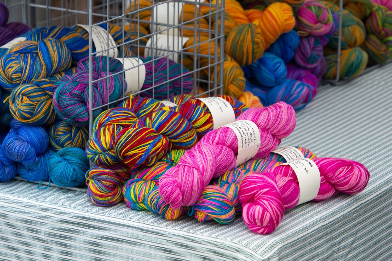 Fiber Confections Yarn