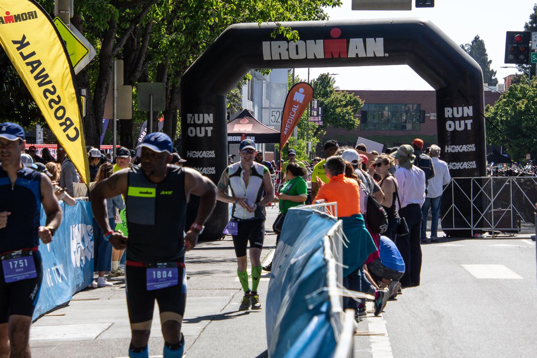 Ironman Santa Rosa marathon