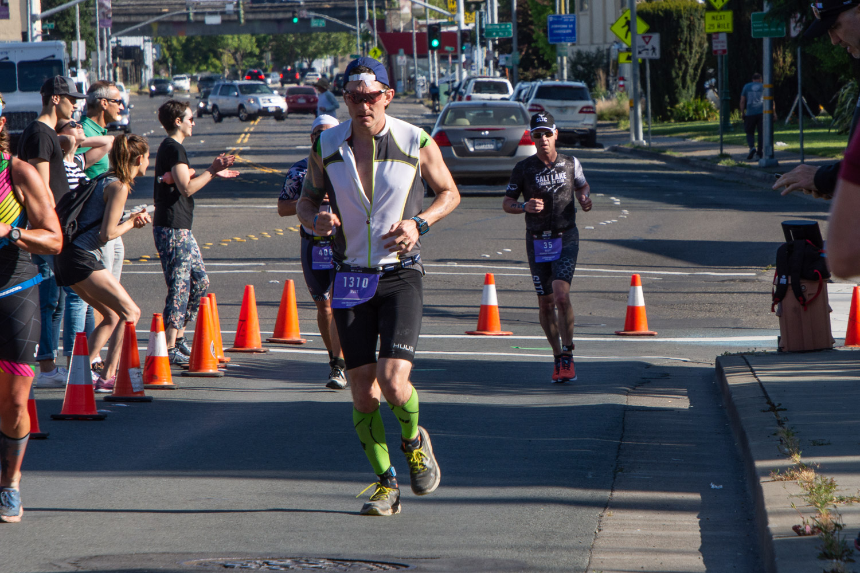 Santa Rosa Ironman marathon.