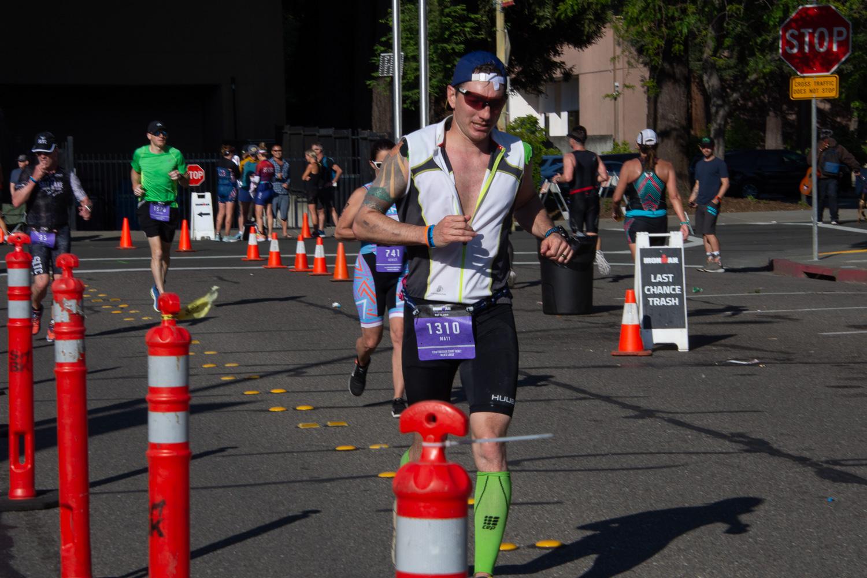 Santa Rosa Ironman marathon 2019