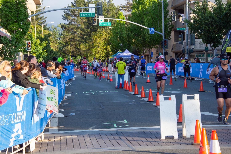 Santa Rosa IRonman marathon