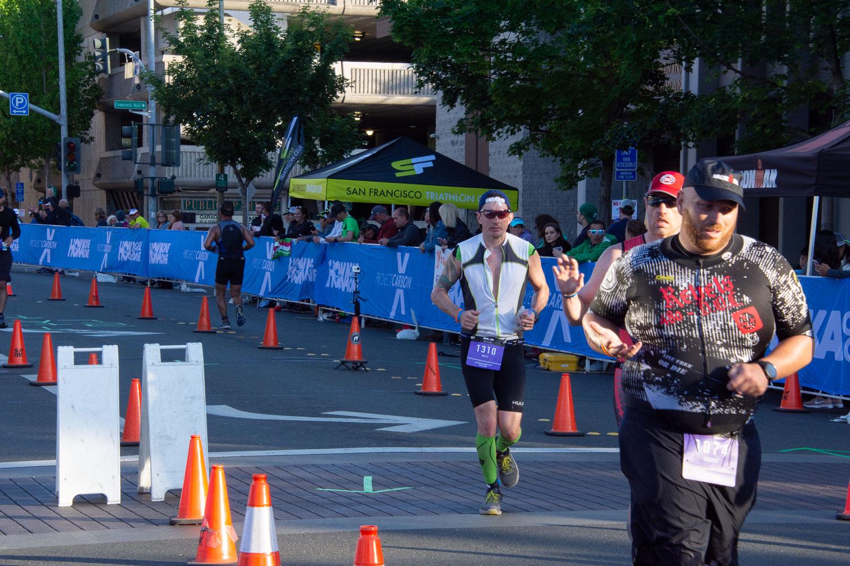 Santa Rosa ronman marathon