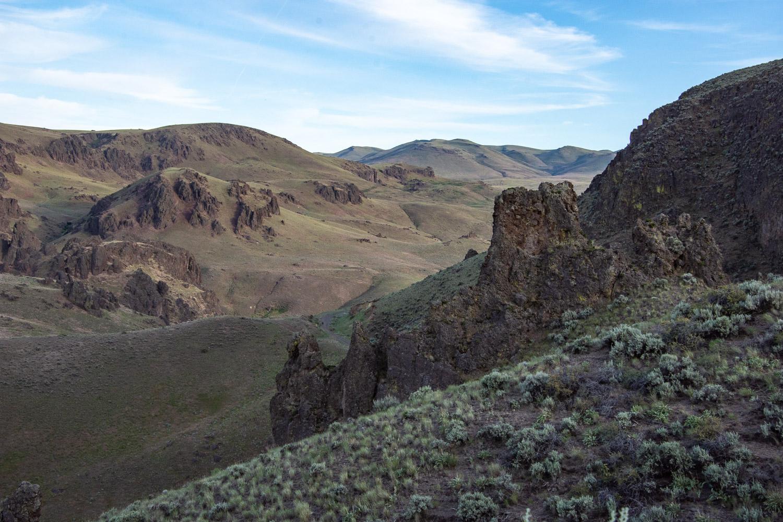 Soutwest Idaho landscape