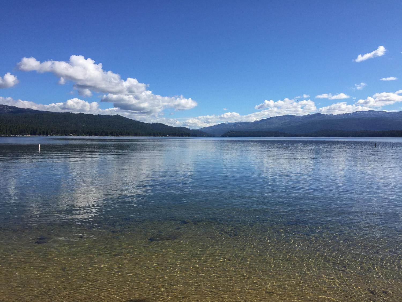 Payette Lake at McCall Idaho