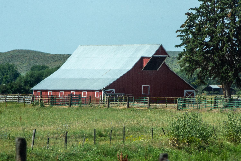 Barn in Eastern Oregon