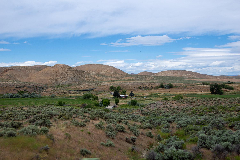 Farm in eastern Oregon