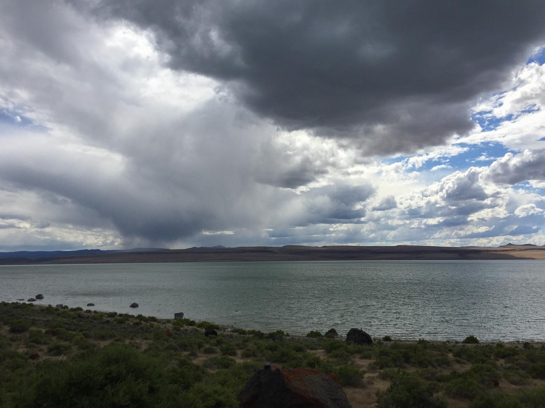Lake Abert in ORegon