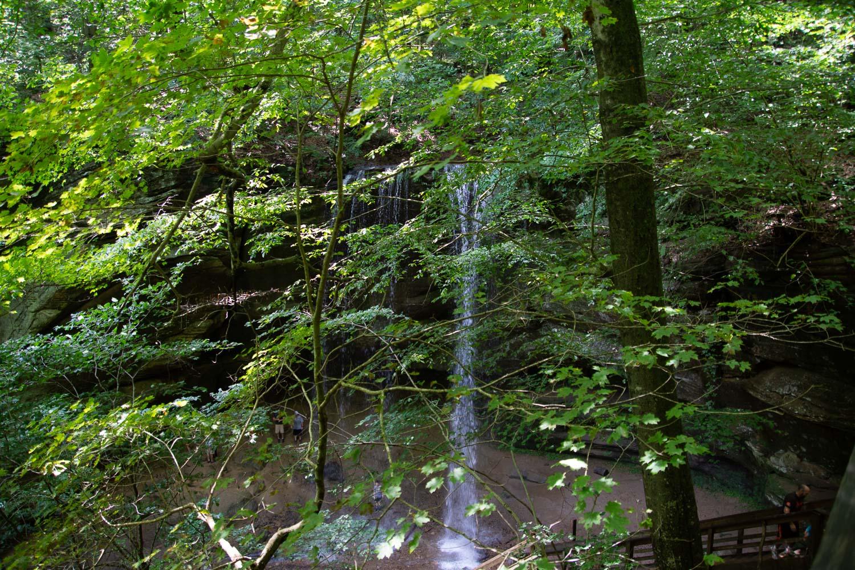 Big Lyons Falls in Ohio.