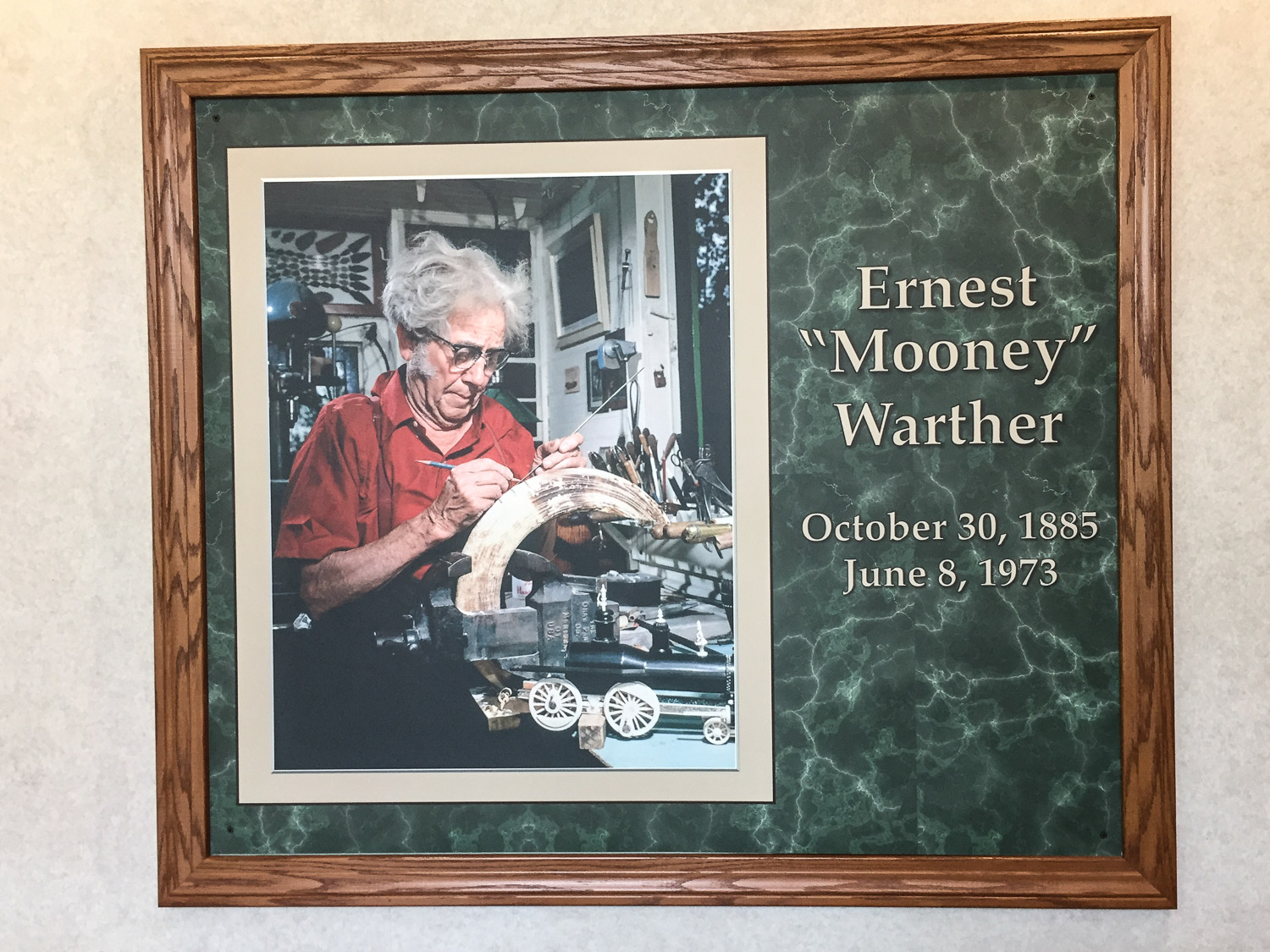 Ernest Warther Museum in Dover, Ohio.