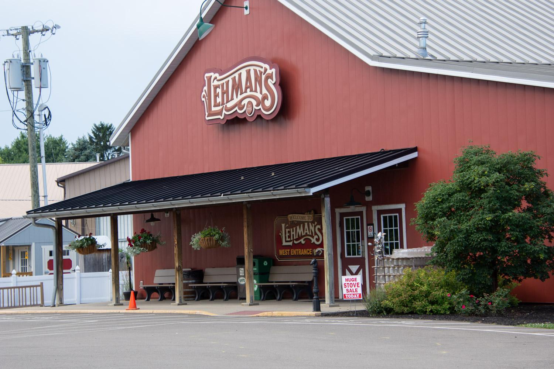 Lehman's Store in Ohio