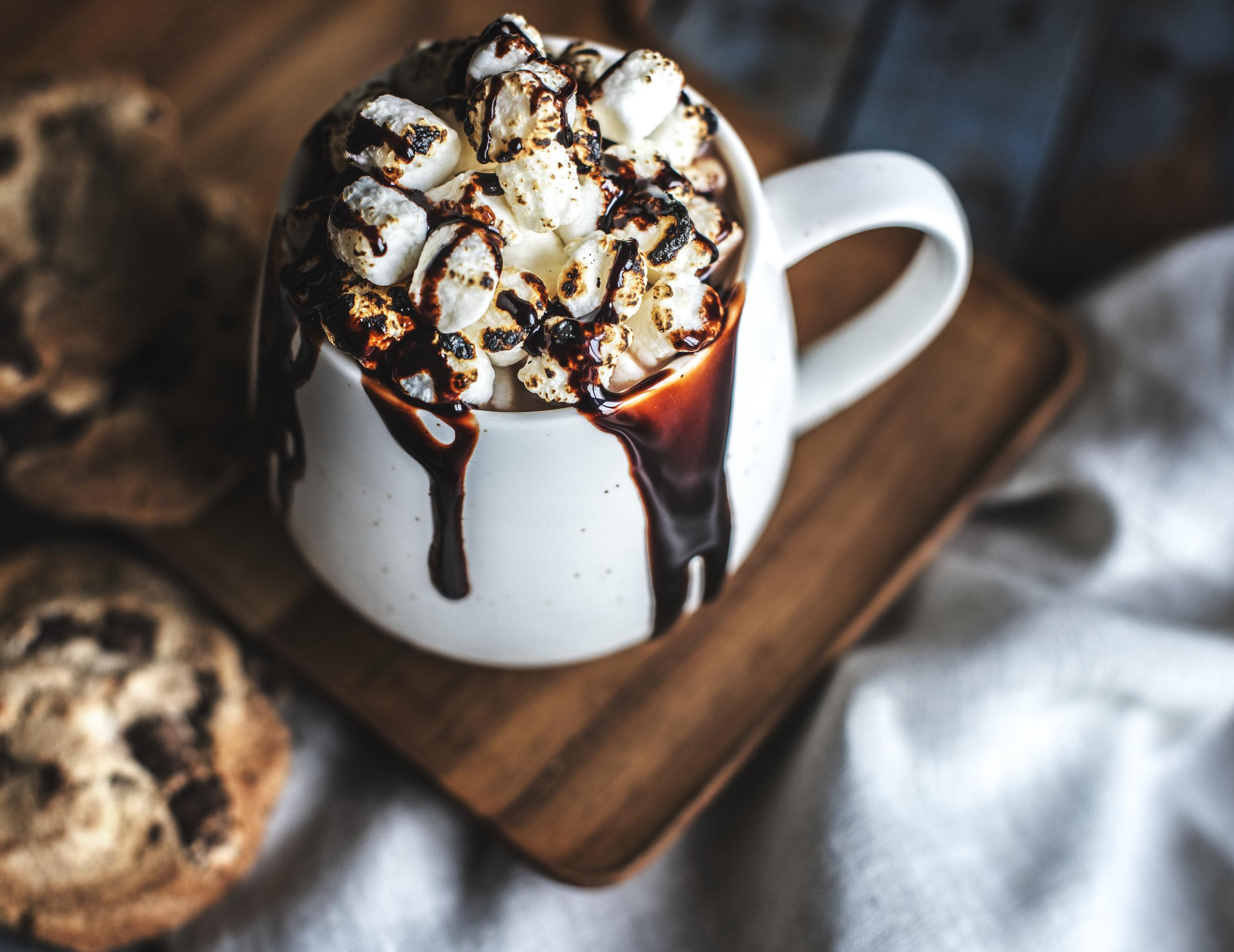 Espresso Hot Chocolate