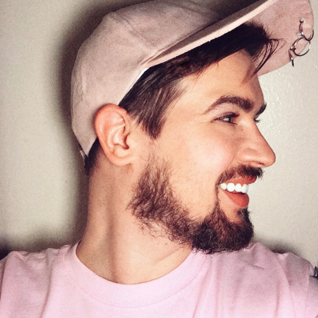 Matt iS MAKING A CHANGE within beauty blogging. - He's a writer from Texas and he also runs an incredibly colorful and popular Instagram account. We asked him about his account, dismantling taboos, and more.Instagram: @dirtyboysgetclean