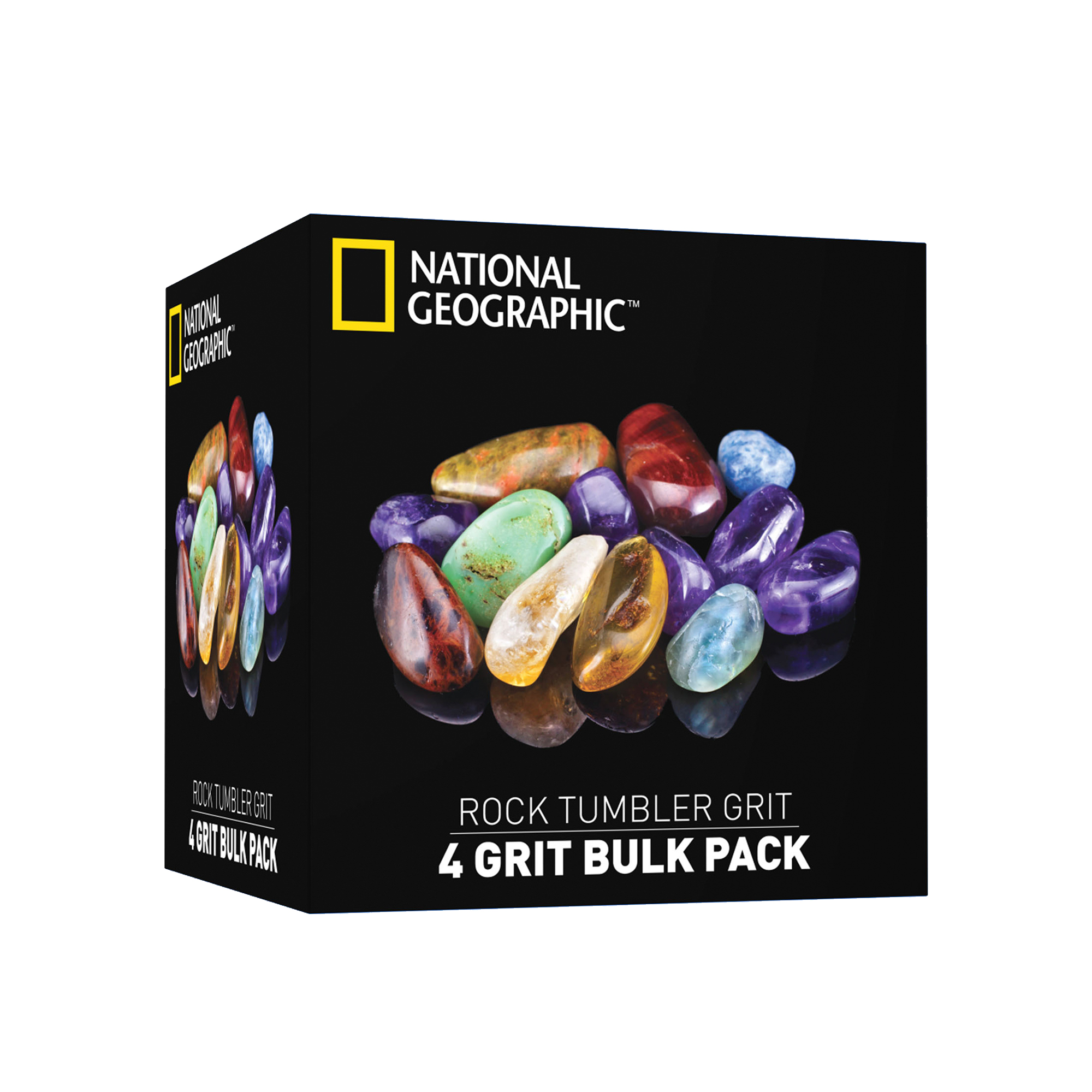 READ Step 4 Polish National Geographic Grit Refill for Rock Tumbler