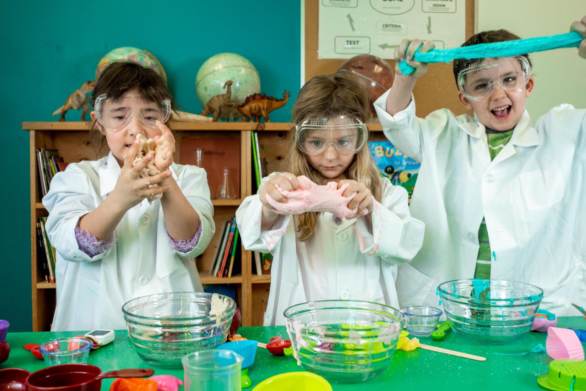 cloud slime activity kids