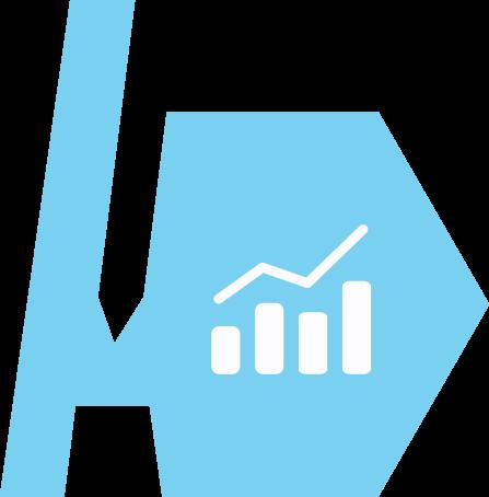 The AuthorTec Statistics Icon