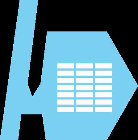 The AuthorTec Tables Icon