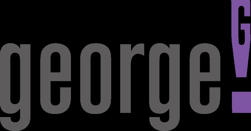 the george! logo