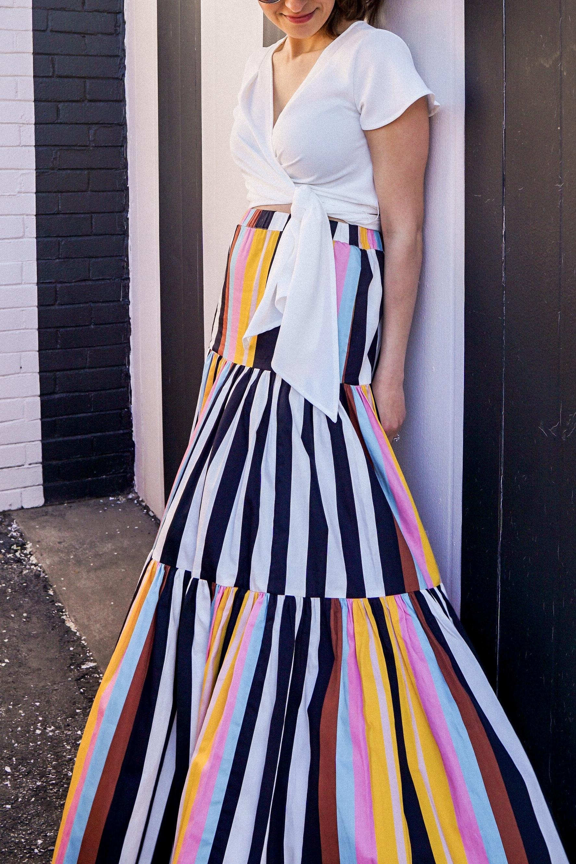 ShirinAskari_Stripe-Maxi-Skirt
