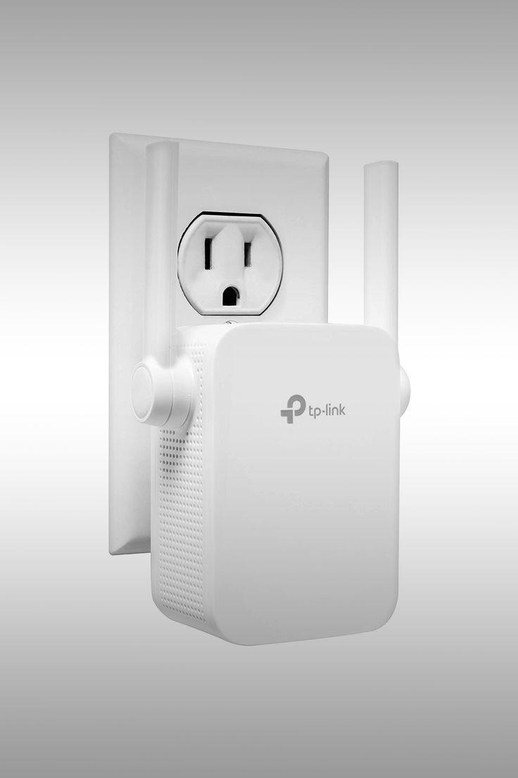 TP-LINK's N300 WiFi Range Extender - Image Credit: TP-LINK