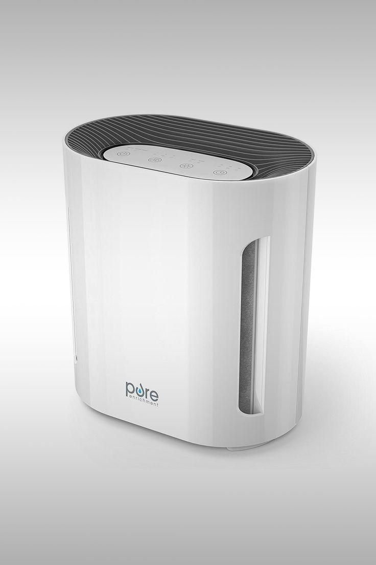 Pure Enrichment HEPA Air Purifier - Image Credit: Pure Enrichment