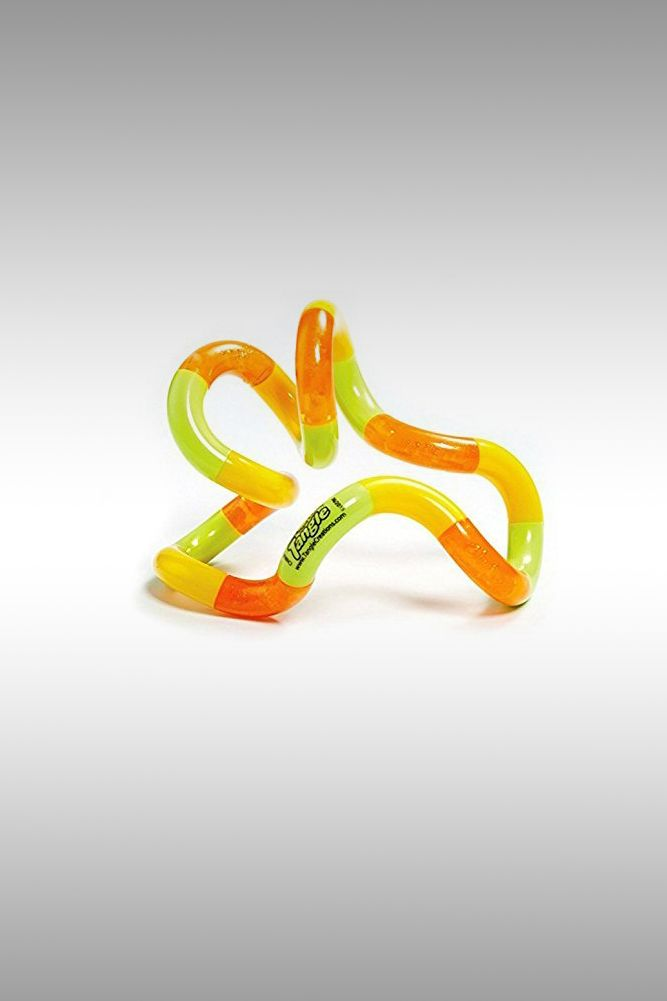 Tangle Jr. Fidget Toy - Image Credit: Tangle