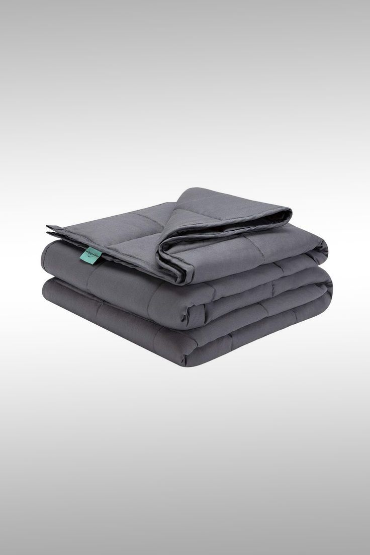 Weighted Idea Cotton Weighted Blanket - Image Credit: Weighted Idea