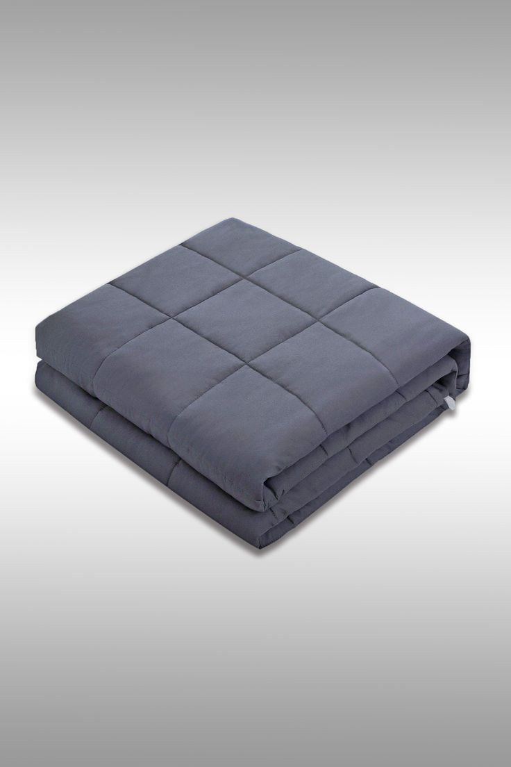 Amy Garden Weighted Blanket for Adults - Image Credit: Amy Garden