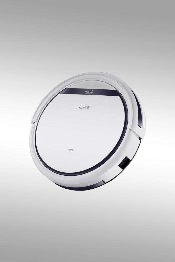iLife V3s Robot Vacuum - Image Credit: ILife