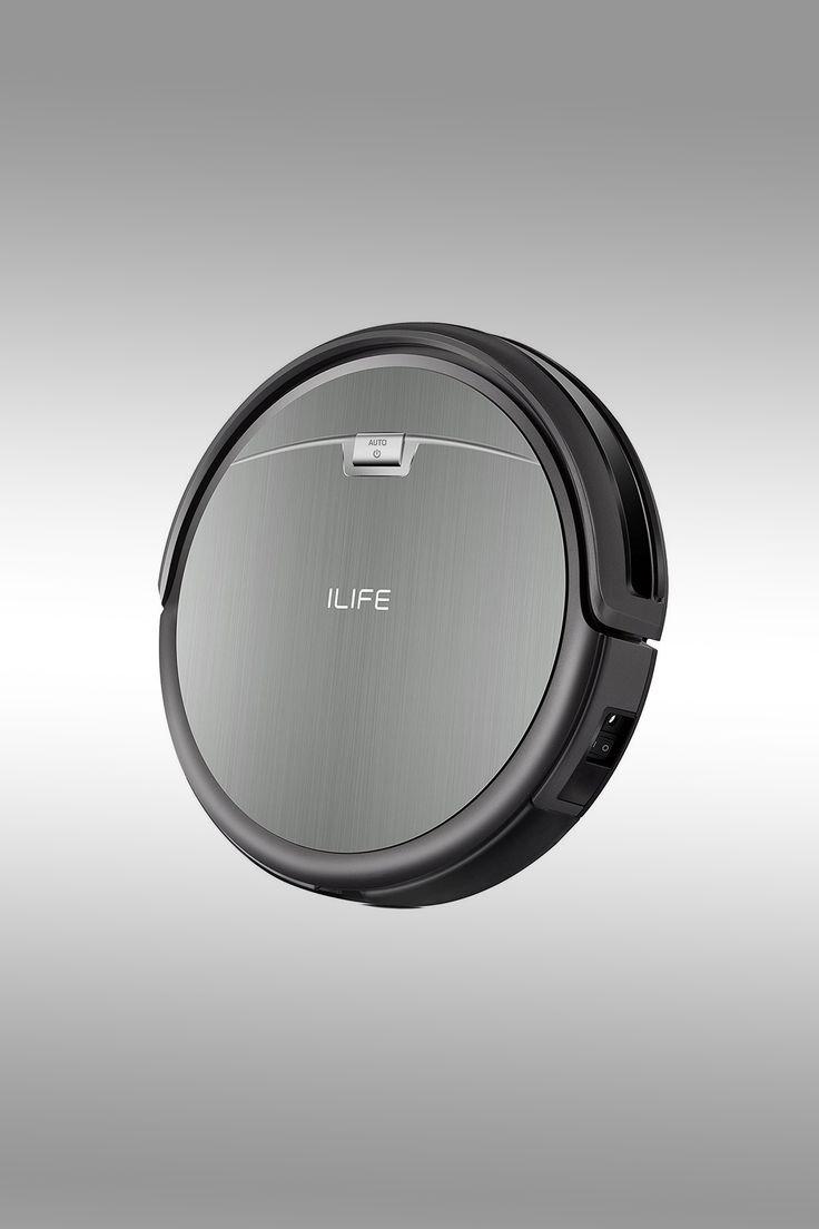 iLife A4s Robot Vacuum - Image Credit: ILife
