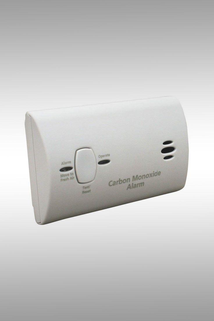 Kidde KN-COB-B-LP2 Carbon Monoxide Alarm - Image Credit: Kidde