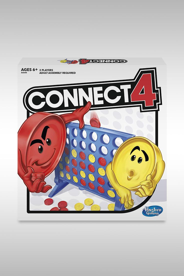 Connect 4 - Image Credit: Hasbro