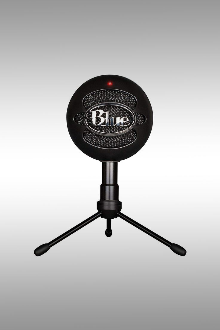 Blue Snowball iCE Condenser Microphone - Image Credit: Blue