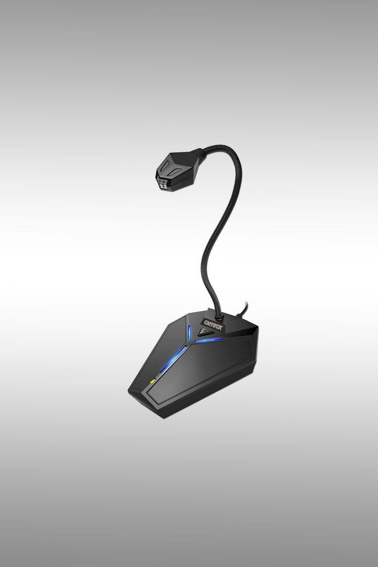 CMTECK USB Computer Microphone - Image Credit: CMTECK
