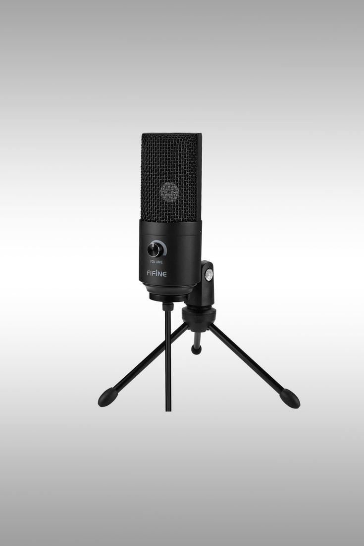 Fifine USB Metal Condenser Microphone - Image Credit: Fifine