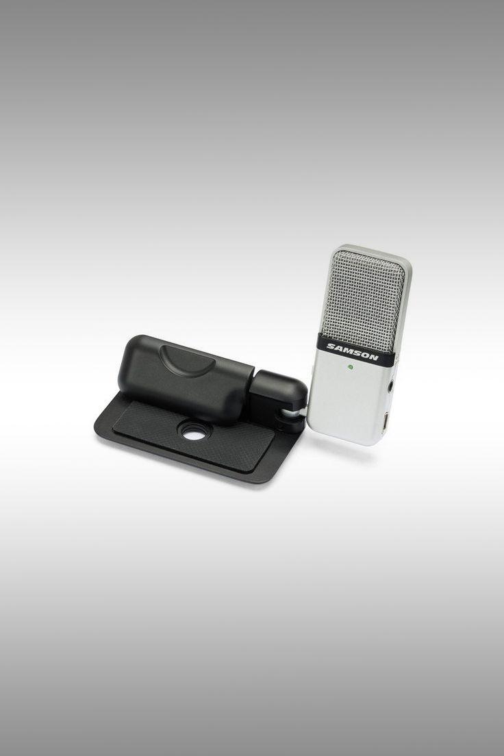 Samson Go Mic Portable USB Condenser Microphone - Image Credit: Samson