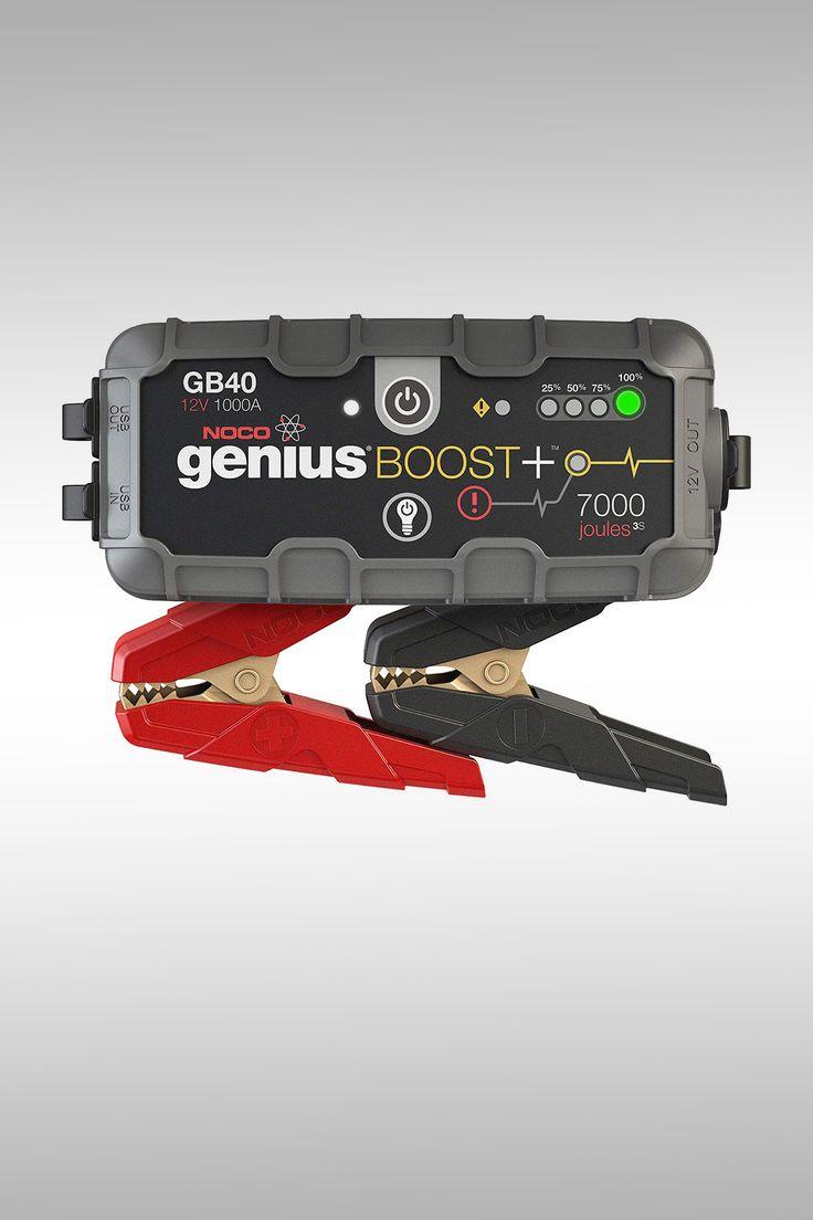 Noco Boost Plus GB40 Portable Jump Starter - Image Credit: Noco