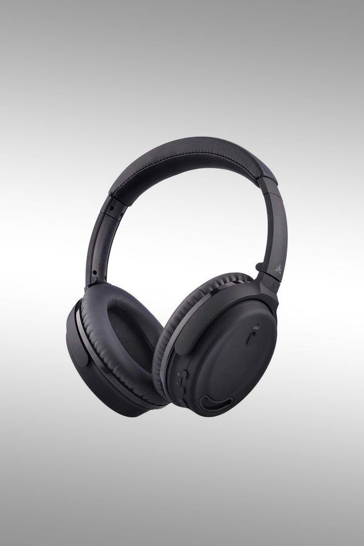 Avantree ANC032 Active Noise Cancelling Bluetooth Headphones - Image Credit: Avantree