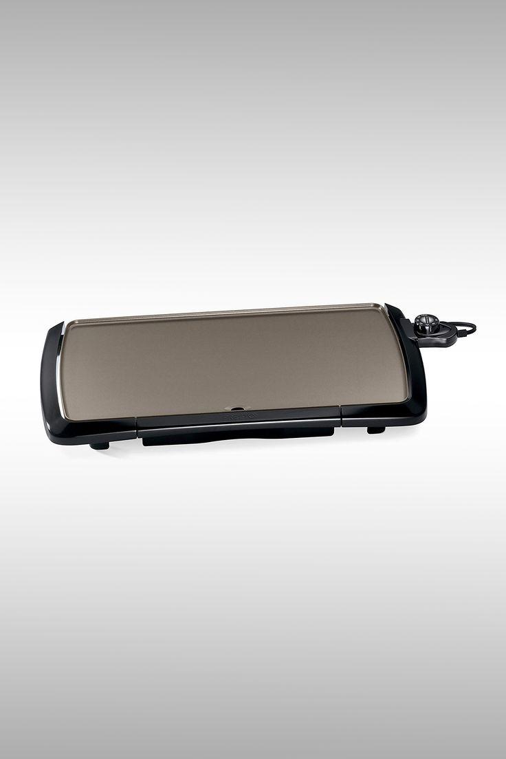 Presto 07055 Cool-Touch Electric Ceramic Griddle - Image Credit: Presto
