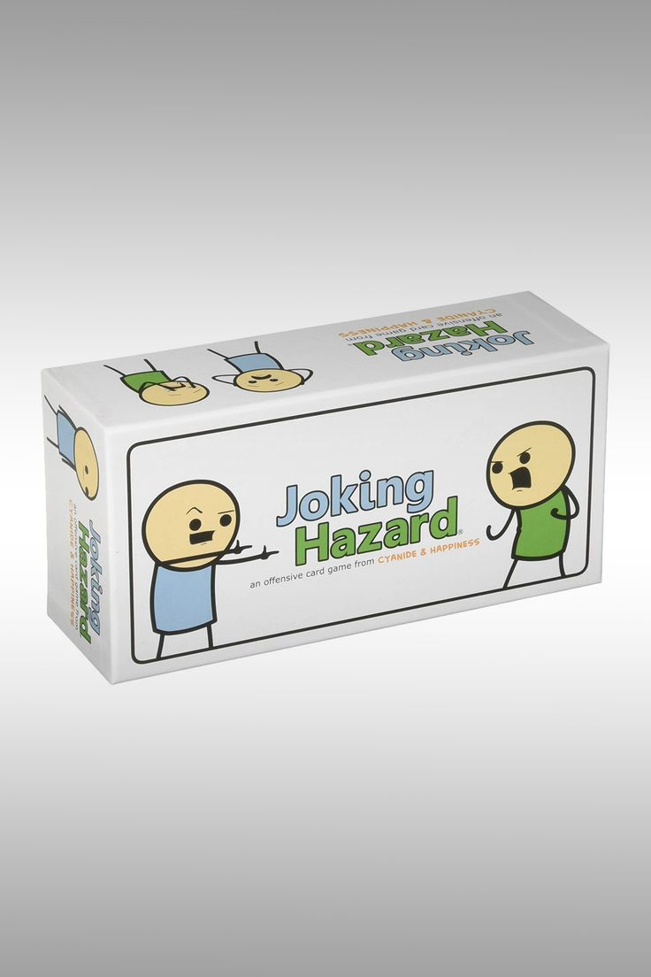 Joking Hazard Game - Image Credit: Cyanide & Happiness
