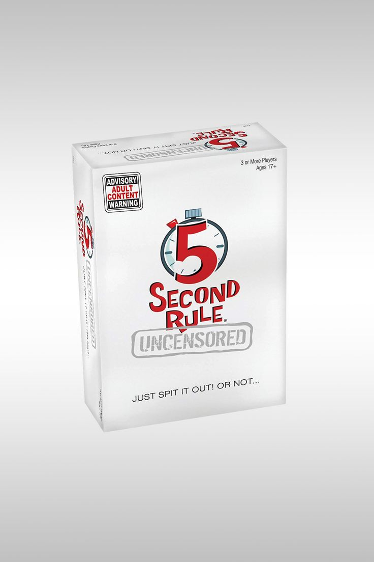PlayMonster 5 Second Rule Uncensored Game - Image Credit: PlayMonster