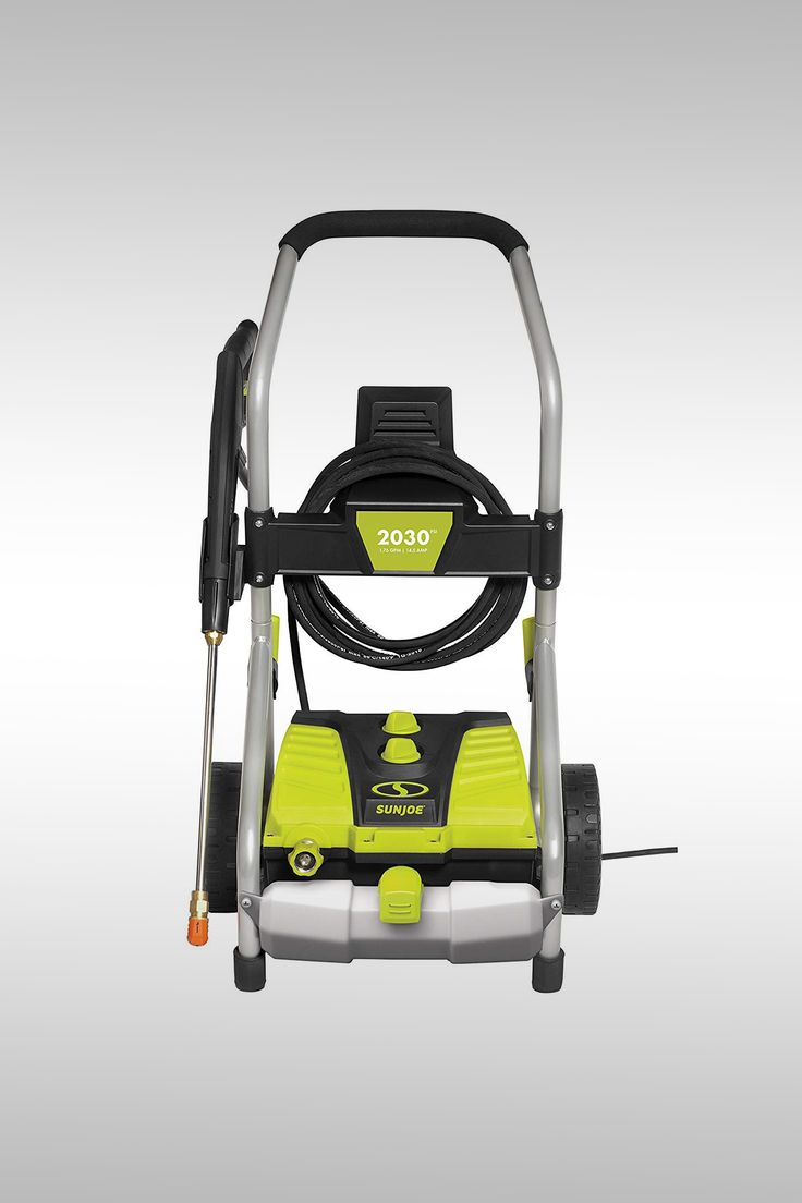 Sun Joe SPX4000 Pressure Washer - Image Credit: Sun Joe