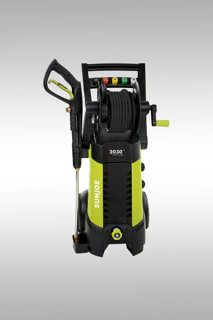 Sun Joe SPX3001 Pressure Washer - Image Credit: Sun Joe