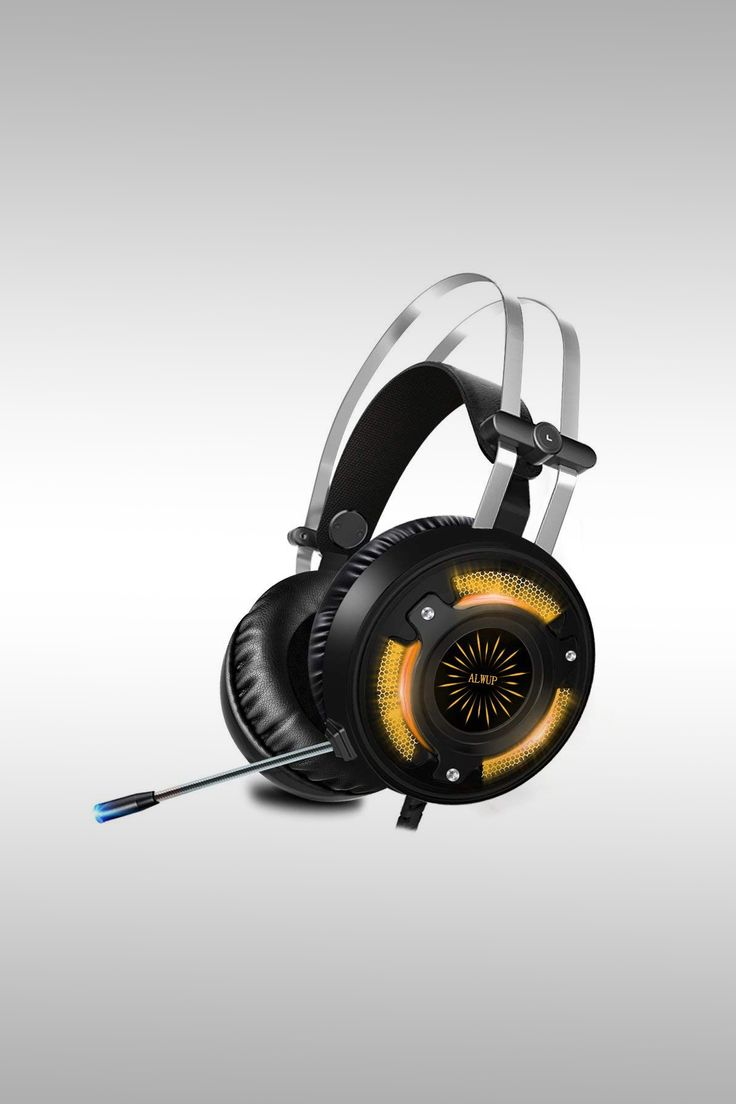 Alwup Stereo Gaming Headset - Image Credit: Alwup