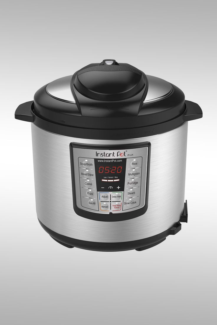 Instant Pot IP-LUX60 V3 Programmable Electric Pressure Cooker - Image Credit: Instant Pot