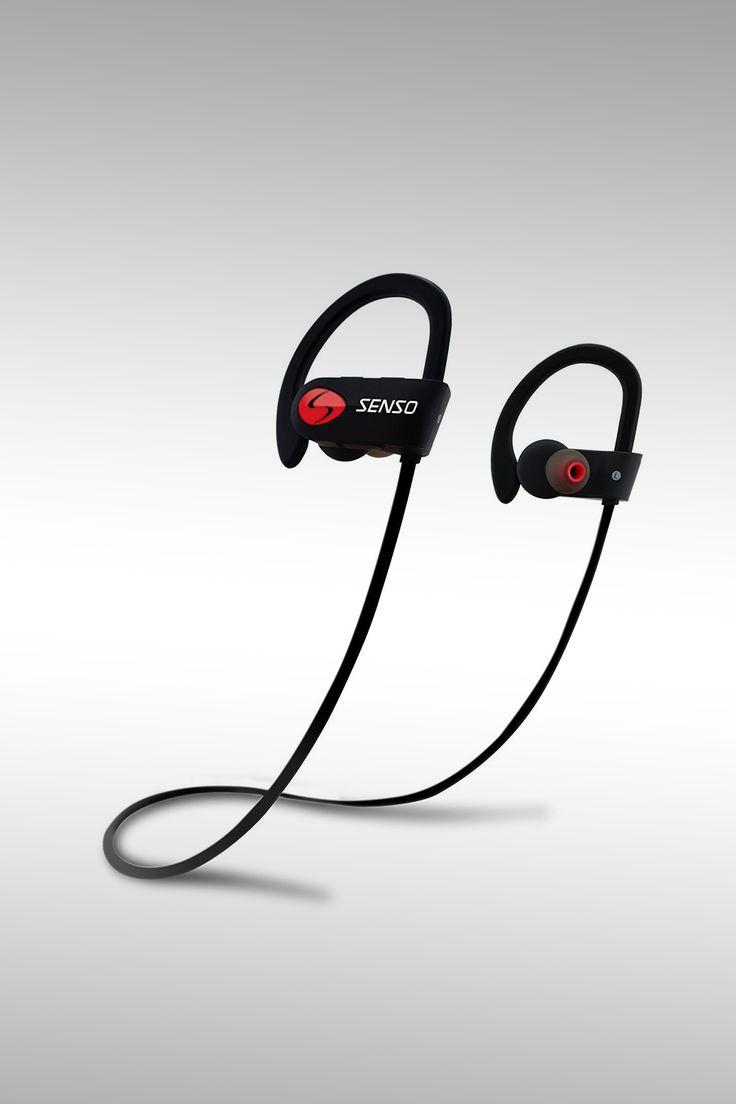 Senso Bluetooth Headphones - Image Credit: Senso