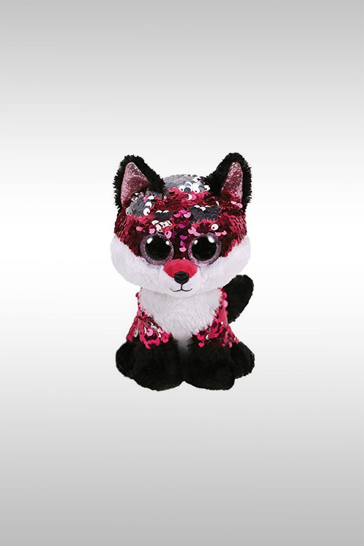 Beanie Boos Flippable Jewel Fox - Image Credit: TY